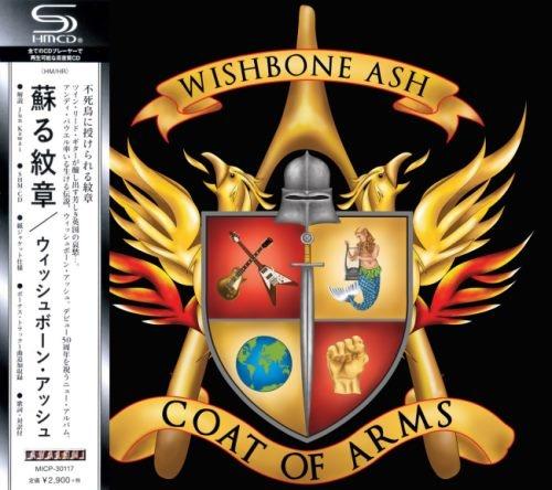 Wishbone Ash - Соаt Оf Аrms [Jараnеsе Еditiоn] (2020)