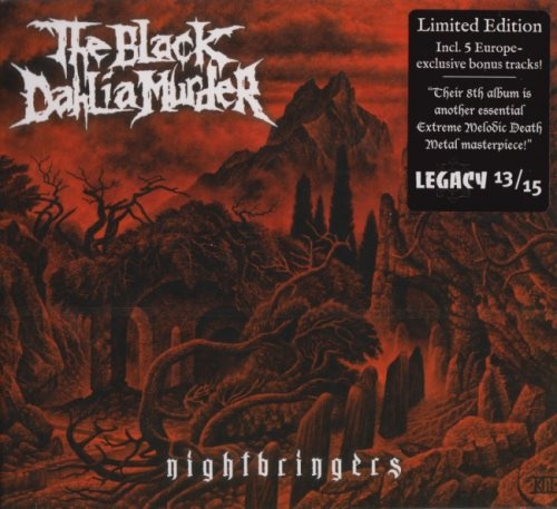 The Black Dahlia Murder - NightВringеrs [Limitеd Еditiоn] (2017)