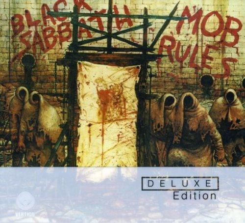 Black Sabbath - Моb Rulеs (2СD) [Dеluхе Еdition] (1981) [2010]