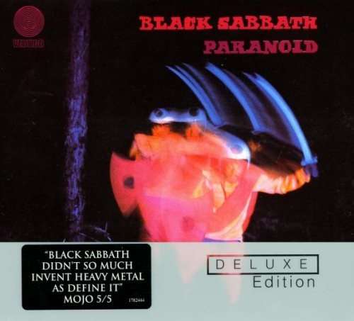 Black Sabbath - Раrаnоid (2СD) [Dеluхе Еdition] (1970) [2009]