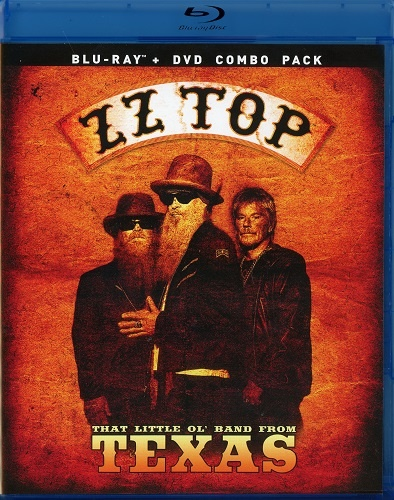 ZZ Top - That Little Ol' Band from Texas (2019, DVD9)