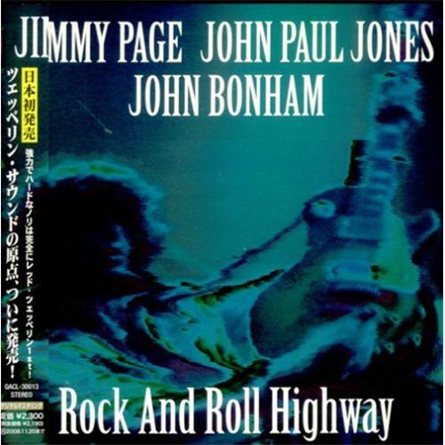 Jimmy Page, John Paul Jones, John Bonham - Rock And Roll Highway (2000)