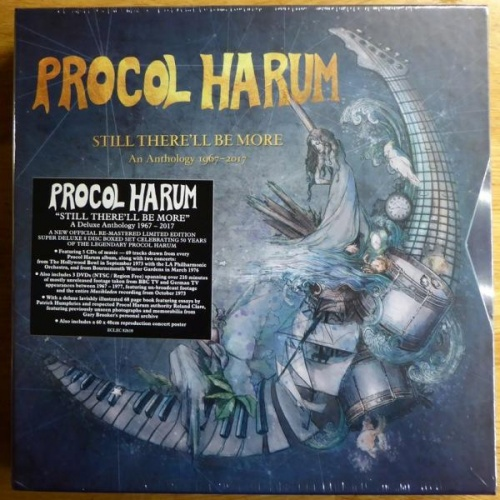 Procol Harum - Still There'll Be More: An Anthology 1967-2017 (2018)