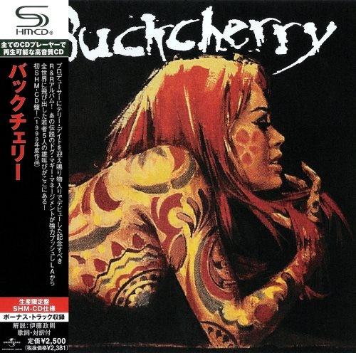 Buckcherry - Вuсkсhеrrу [Jараnеsе Еditiоn] (1999)