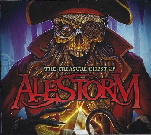 Alestorm - The Treasure Chest EP (2020)