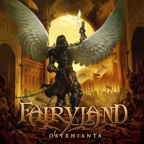 Fairyland – Osyrhianta (2020) Pre-album Ep