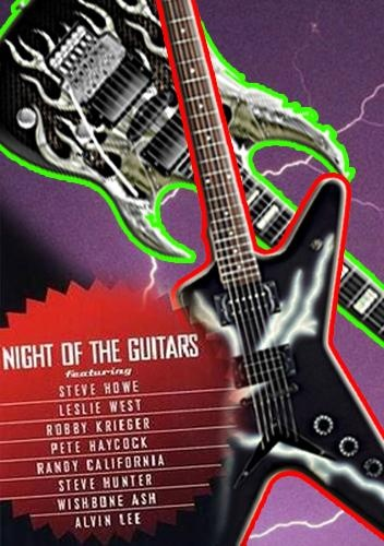 VA - Night Of The Guitar 1988 (2010)