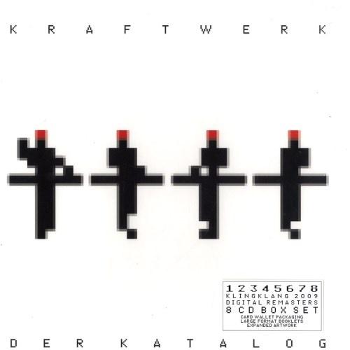 Kraftwerk - Dеr Каtаlоg [12345678] (2009)