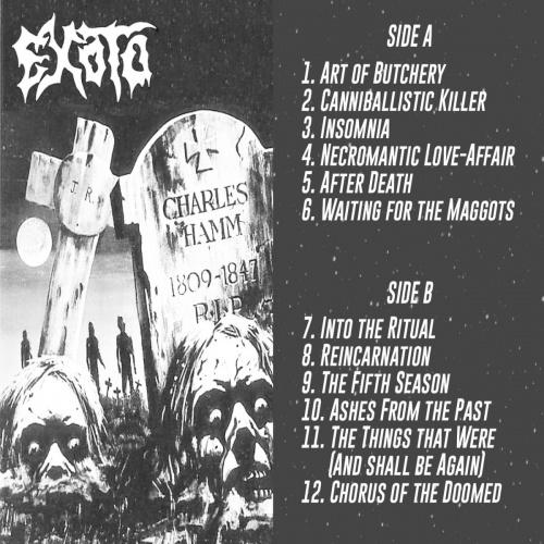 Exoto - The Demos (2019) (Compilation)