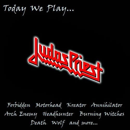 Various Artists - Today We Play... Judas Priest (2020)