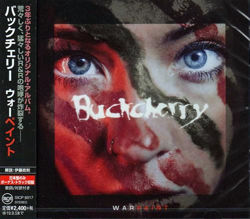 Buckcherry - Warpaint (Japanese Edition) (2019)