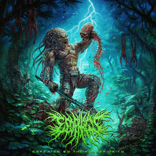 Esophagus - Defeated by Their Inferiority (2020)