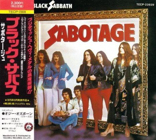 Black Sabbath - Sаbоtаgе [Jараnesе Еditiоn] (1975) [1991]