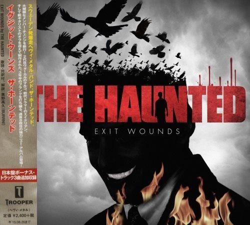 The Haunted - Ехit Wоunds [Jараnеsе Еditiоn] (2014)