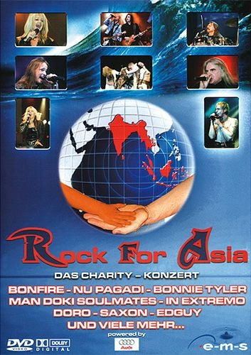 VA - Rock For Asia: Das Charity-Konzert (2006)