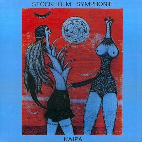 Kaipa - Stockholm Symphonie (Japan Edition) (1993)