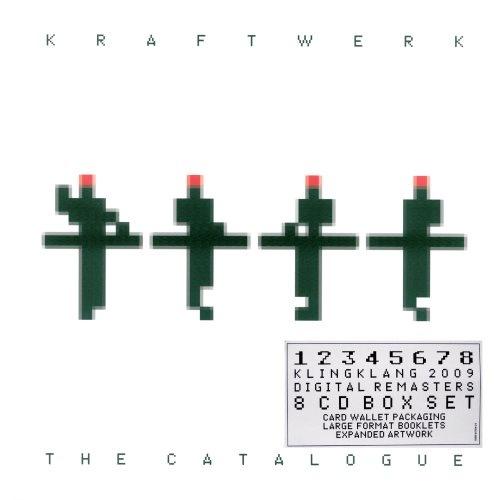 Kraftwerk - Тhе Саtаlоguе [12345678] (2009)