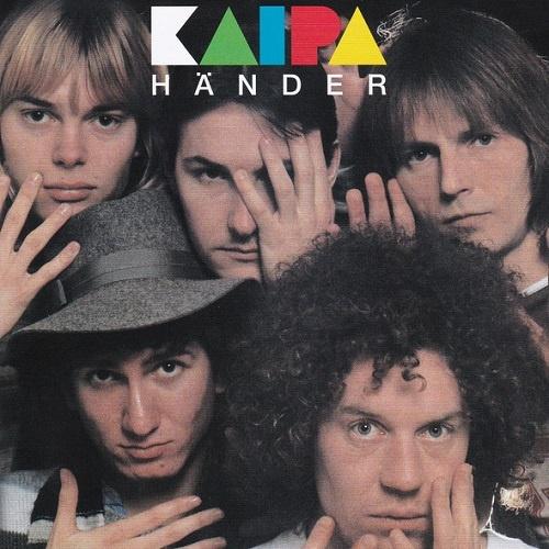 Kaipa - Händer [Remastered 2015] (1980)