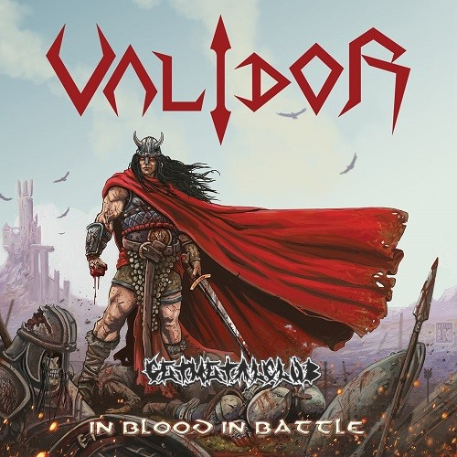 Validor - In Blood in Battle (re-recorded, mixed and mastered 2020)
