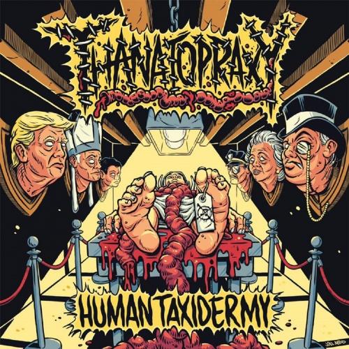 Thanatopraxy - Human Taxidermy (2020)
