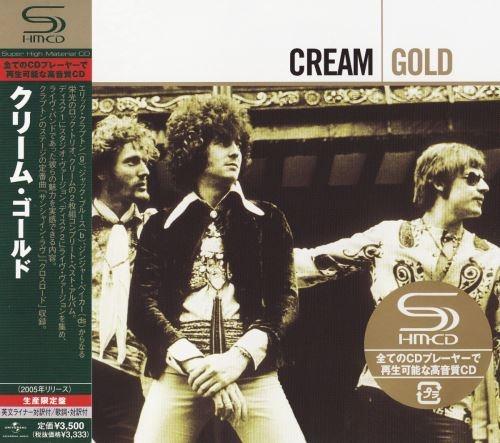 Cream - Gоld (2СD) [Jараnеsе Еditiоn] (2005)