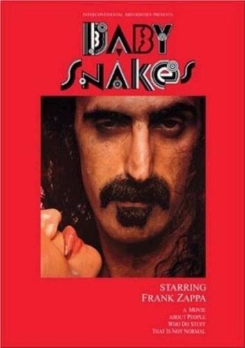 Frank Zappa - Baby Snakes (1979)