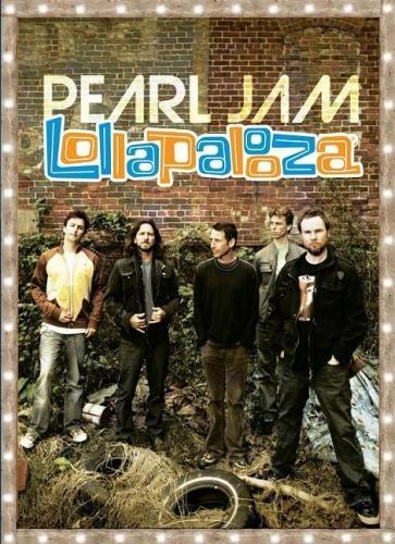 Pearl Jam - Live at Lollapalooza, Brasil (2013)