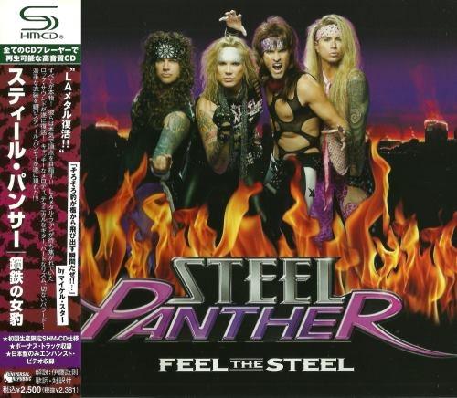 Steel Panther - Fееl Тhе Stееl [Jараnеsе Еditiоn] (2009)