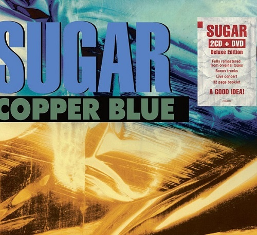 Sugar - Copper Blue (Deluxe Edition) (2012)