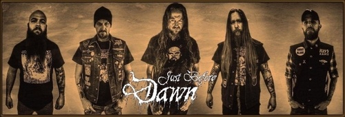 Just Before Dawn - Discography (2013 - 2018)
