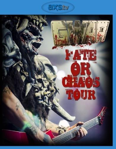 Gwar - Fate or Chaos Tour (2013) [HDTV, 1080i]