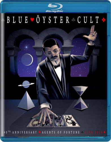 Blue Oyster Cult - 40th Anniversary - Agents Of Fortune: Live 2016 (2020)