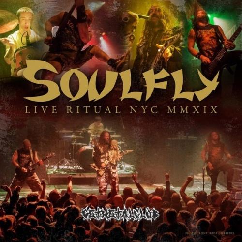 Soulfly - Live Ritual NYC MMXIX (Live) (2020)