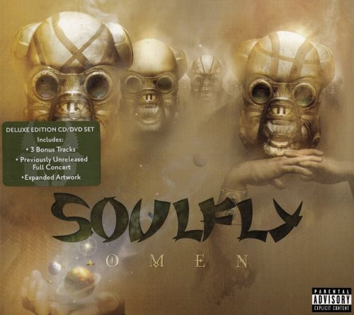 Soulfly - Оmеn [Limitеd Еditiоn] (2010)