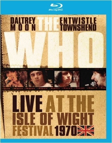 The Who - Live at the Isle of Wight Festival 1970 (2009)