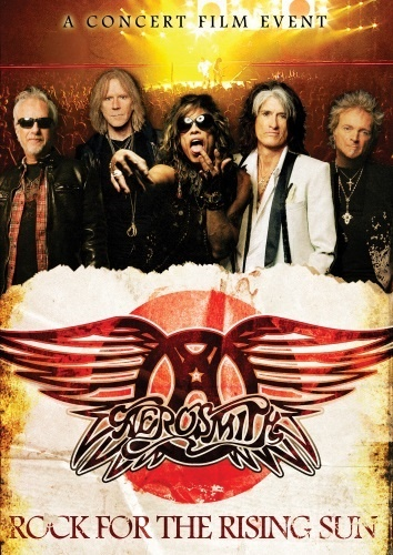 Aerosmith - Rock For The Rising Sun (2013)