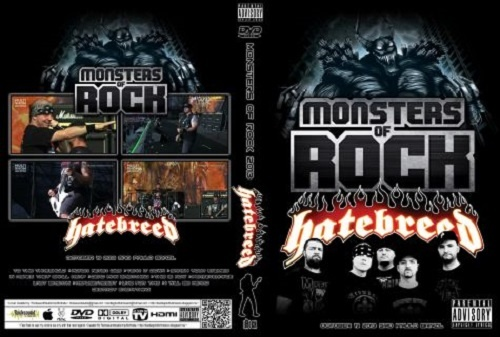 Hatebreed - Live At Monsters Of Rock 2013