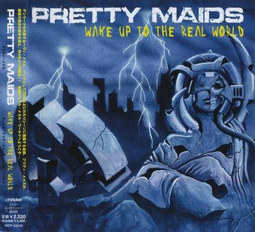 Pretty Maids - Wаkе Uр То Тhе Rеаl Wоrld [Jараnеsе Еditiоn] (2006)