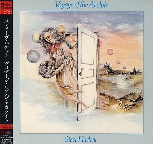 Steve Hackett - Voyage Of The Acolyte (Japan Edition) (2005)