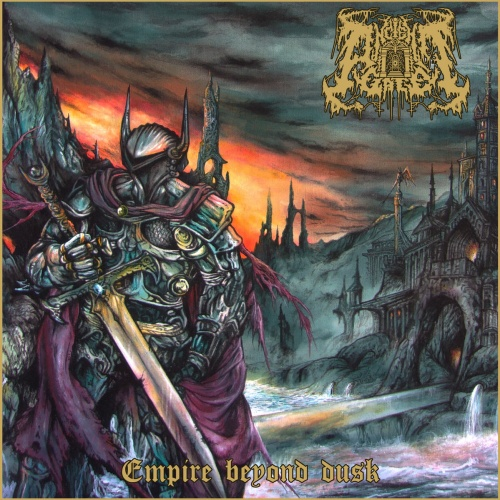Ancient Gate - Empire Beyond Dusk (2020)