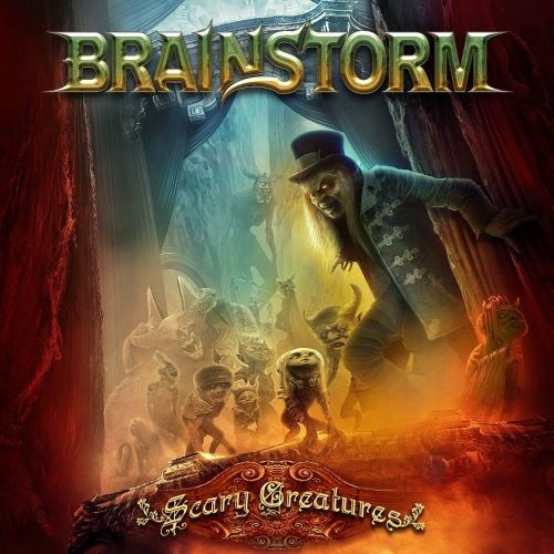 Brainstorm - Sсаrу Сrеаturеs [Limitеd Еditiоn] (2016)