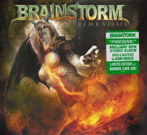 Brainstorm - Firеsоul [2СD] (2014)