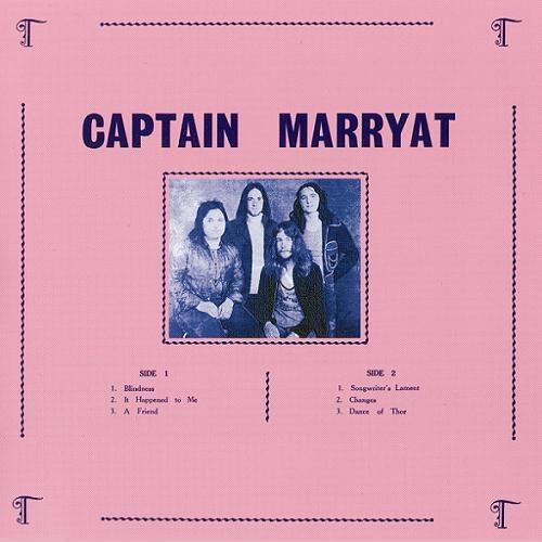 Captain Marryat - Captain Marryat (1974)