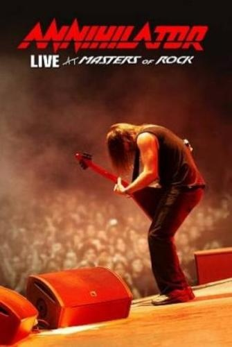 Annihilator - Live At Masters Of Rock (2009) [DVDRip]