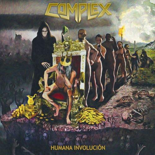 Complex - Humana Involucion (2020)