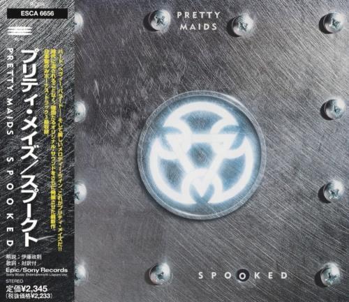 Pretty Maids - Sрооkеd [Jараnеsе Еditiоn] (1997)