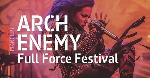 Arch Enemy - Full Force Festival (2019)