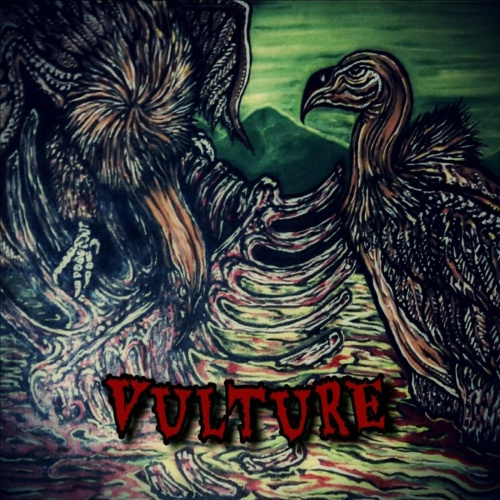 Effigy of Hate - Vulture (2020)