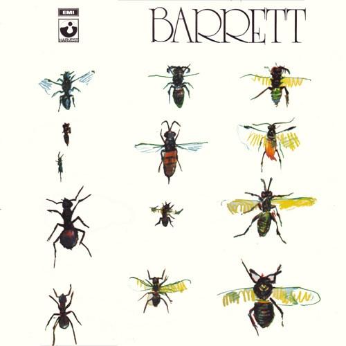 Syd Barrett - Barrett [Reissue 2003] (1970)