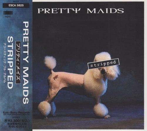 Pretty Maids - Striрреd [Jараnеsе Еditiоn] (1993)